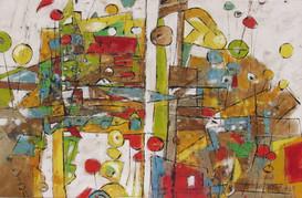 """""""Ourson abandonné"""" 2004"""