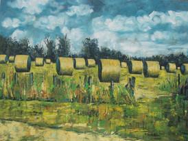 """Straw factory"" 2004"