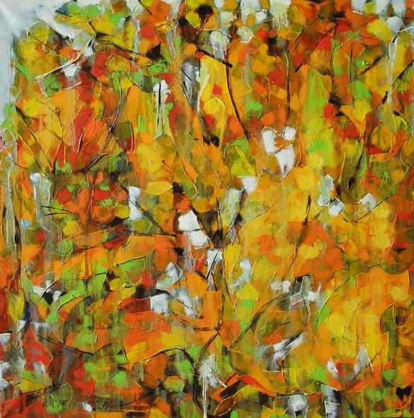 """""""L'arbre du milieu"""" 2010"""