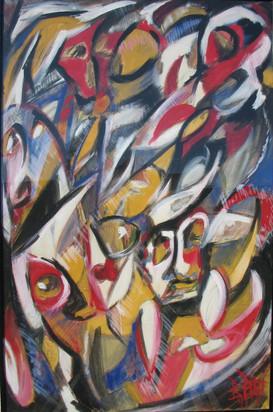 """Aquaface"" 1992"