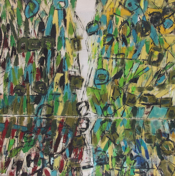 """""""Double Wall"""" 2004"""