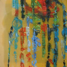 """""""Yellow Jazz, thème C"""" 2007"""