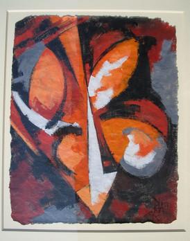 """""""Asymétrie"""" 1993"""
