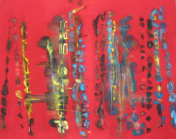 """Red Jazz"" 2007"