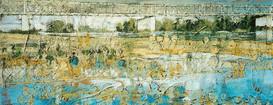 """""""Pont de la rivière Loire"""" 2000"""