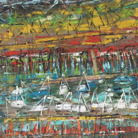 """Malacots sur mer"" 2004"