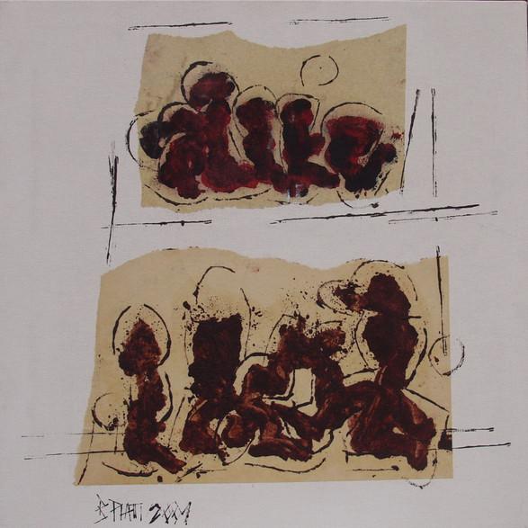 """Avant -Après"" 2001"