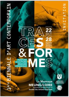 """""""Traces & Formes"""" à Meung sur Loire"""