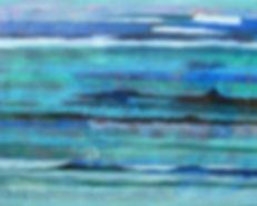 'Cooler' I 40 x 50 cm,huile sur toile, L