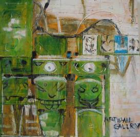 """Art Wall Gallry"""