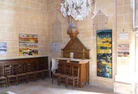 2018 expo à l'Eglise de Sigloy