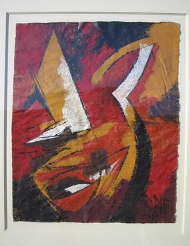 """""""Bateau ivre"""" 1993"""