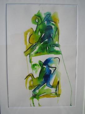 """Communication II"" 1995"