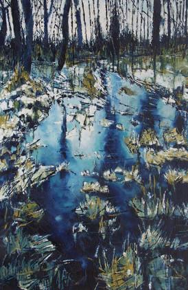 """""""Patinoire bleue"""" 2003"""