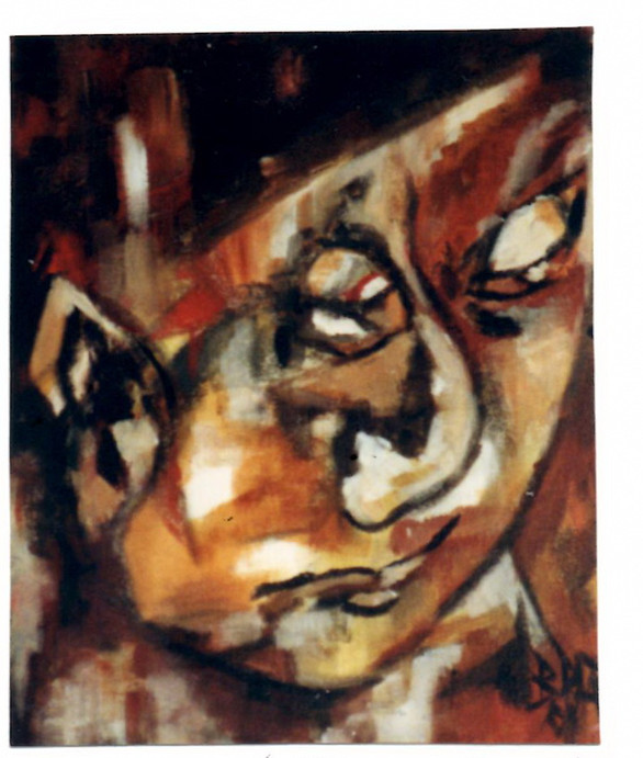 """Black Saoul"" 1991"