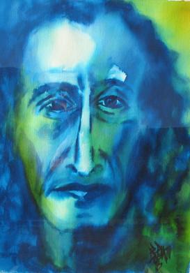 """""""L'homme aux embuscades"""" 1995"""