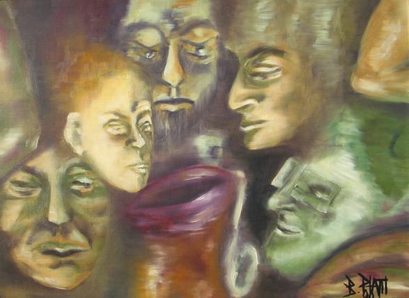 """""""Ti - Jos nocturne"""" 1990"""