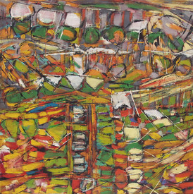 """""""A l'envers"""" 2004"""