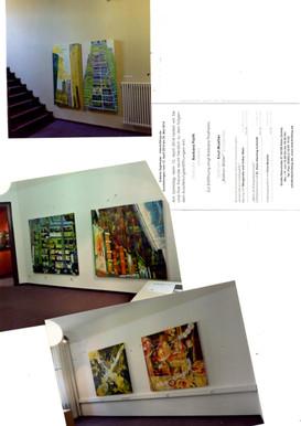 2014 Expo à la Galerie Zaglmaier