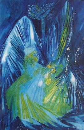 """""""Oiseau-Baigneur"""" 1996"""