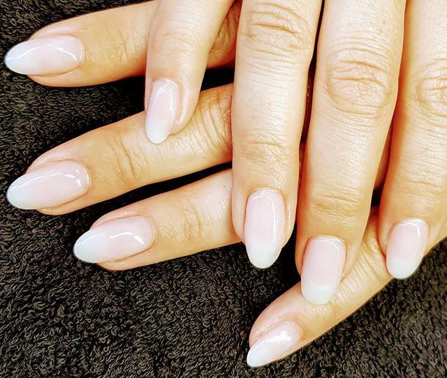 Babyboomer #nails #😍 #babyboomernails