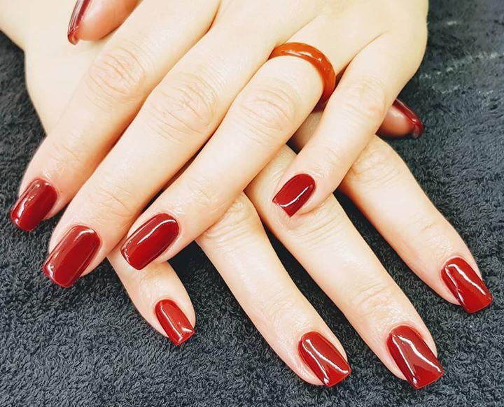 #nails #rednails #rotgehtimmer #edel #me