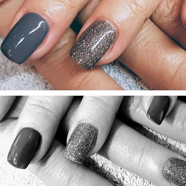 #nails #glitzer# weihnachten #😍 #cosmet