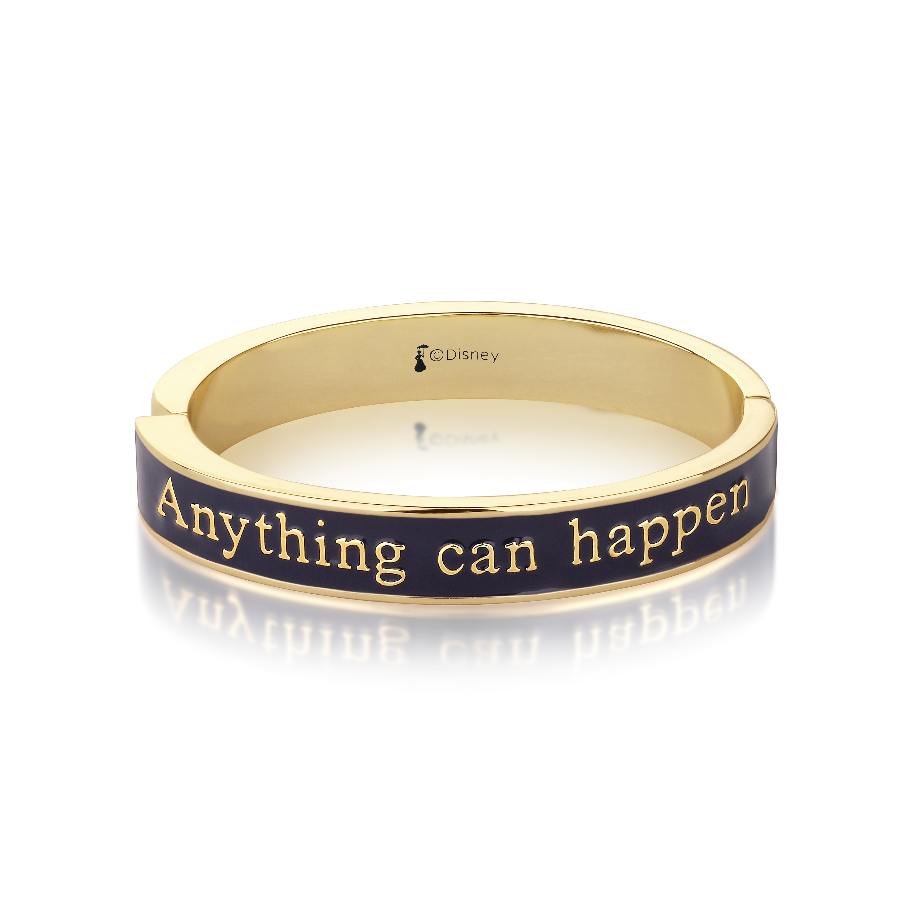 4. 'Anything can happen '