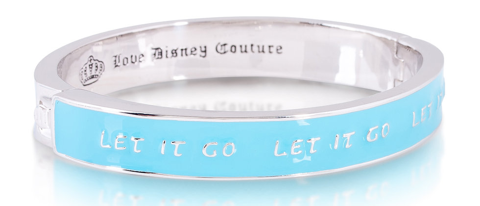 'Let it Go'  Disney Frozen Bangle