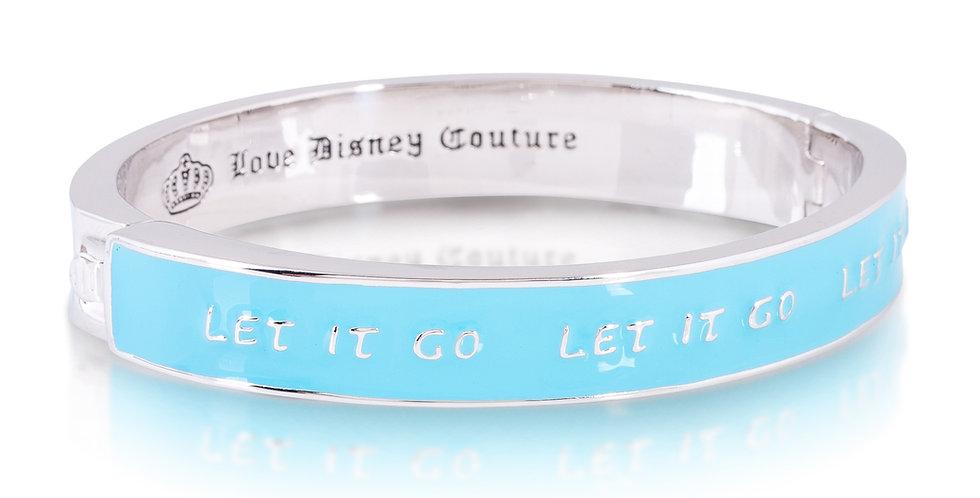 'Let it Go'  Disney Frozen Bangle