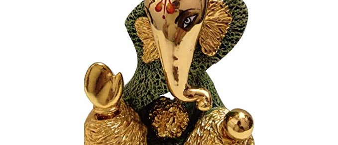 Modern Art Ganesha 1