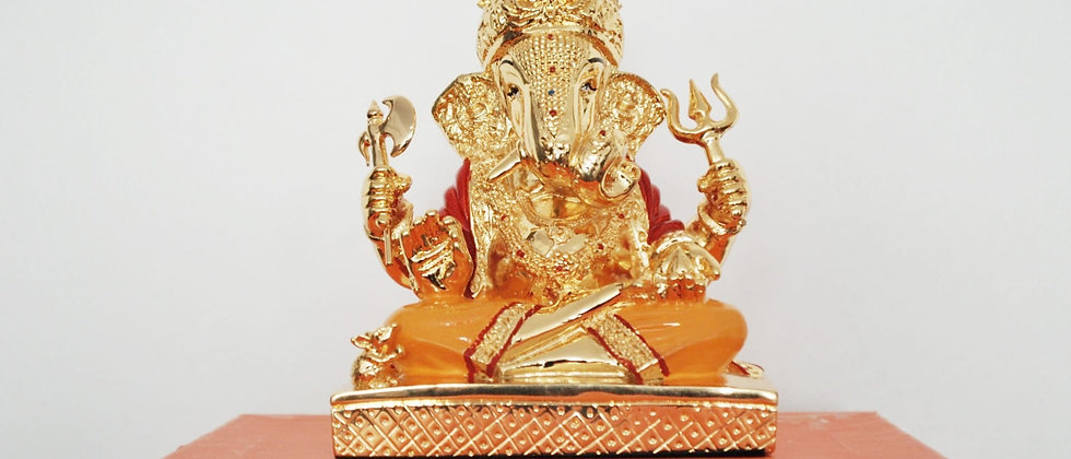 Dagdu Sheth Ganesha Medium