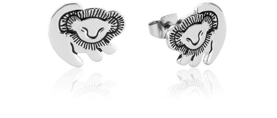 Disney The Lion King Simba Stud Earrings