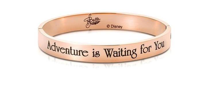 Disney Beauty and the Beast Princess Belle Bangle