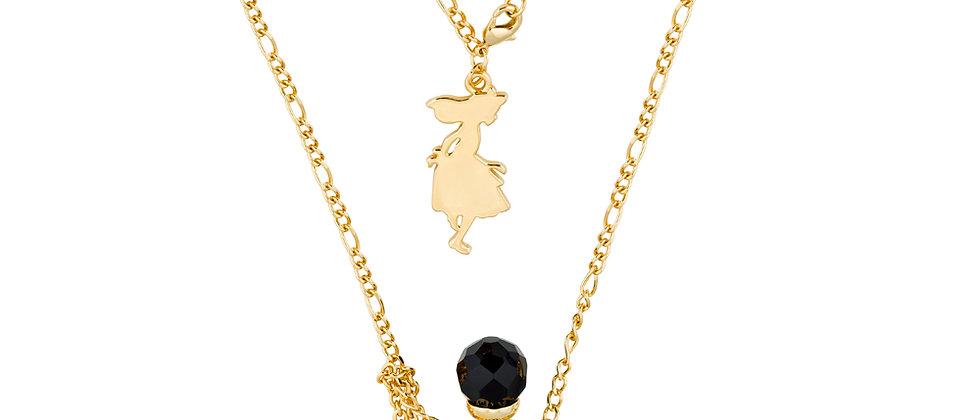Disney Alice In Wonderland Potion Bottle Necklace