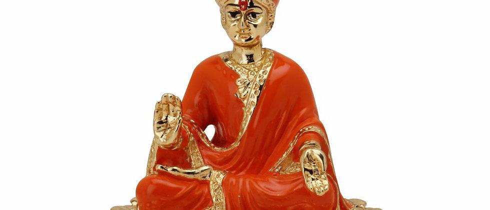 Swami Narayan with Base