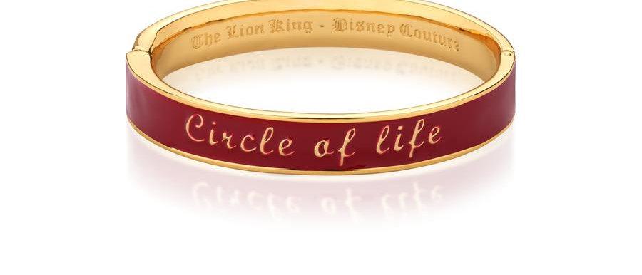 Disney The Lion King 'Circle of Life' Bangle