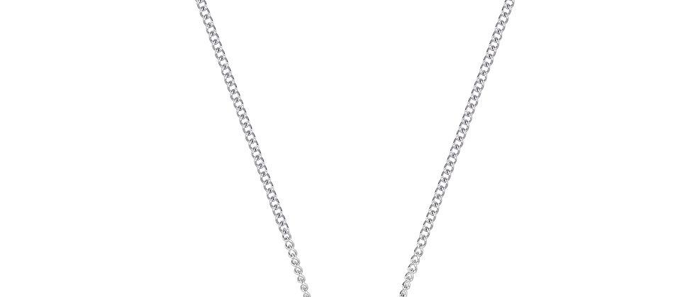 Disney Mickey July Birthstone Necklace