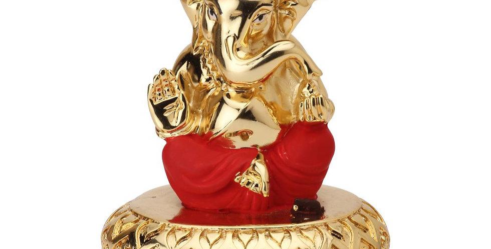 Happy Ganesha with Base