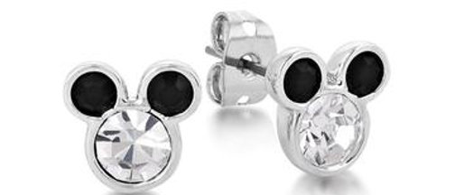 Disney Minnie Mouse Crystal Stud Earrings