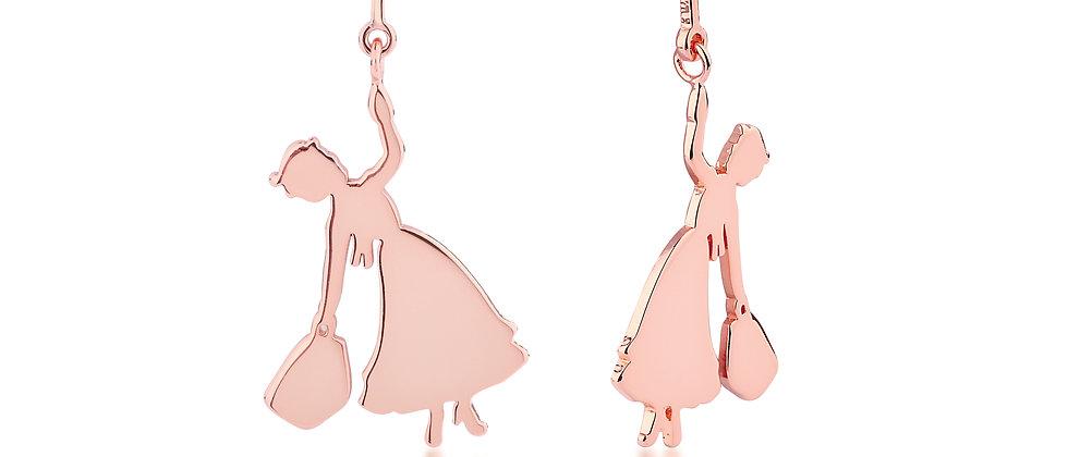 Disney Mary Poppins Flying Earrings