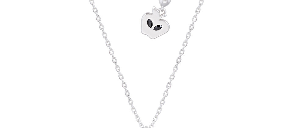 Disney Snow White Poison Apple Necklace