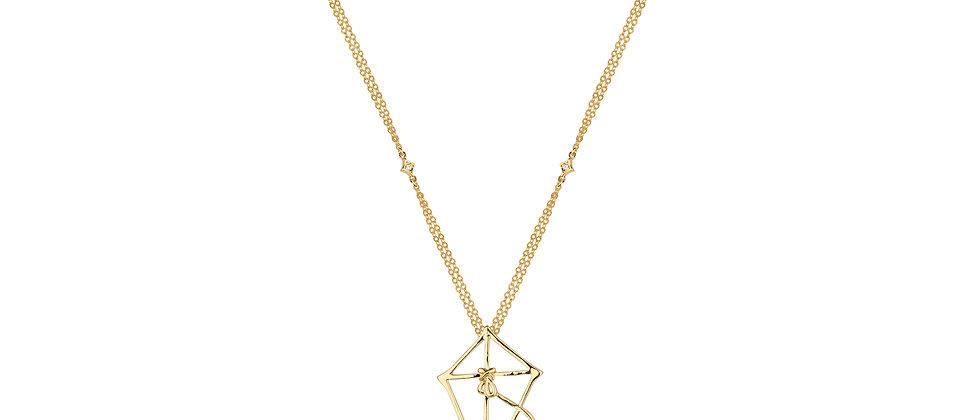 Disney Mary Poppins Kite Necklace