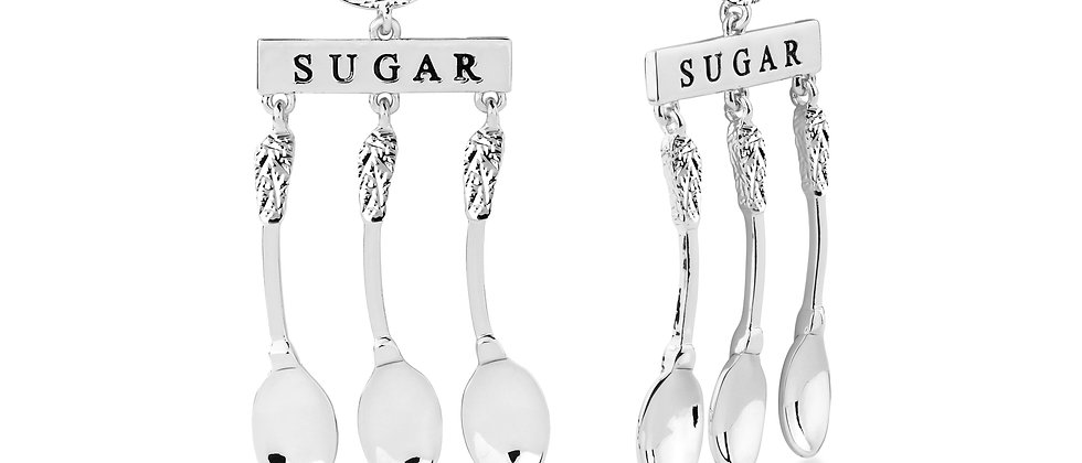 """""""Just a spoonful of sugar helps the medicine go down.... in the most delightful way."""" Mary Poppins"""