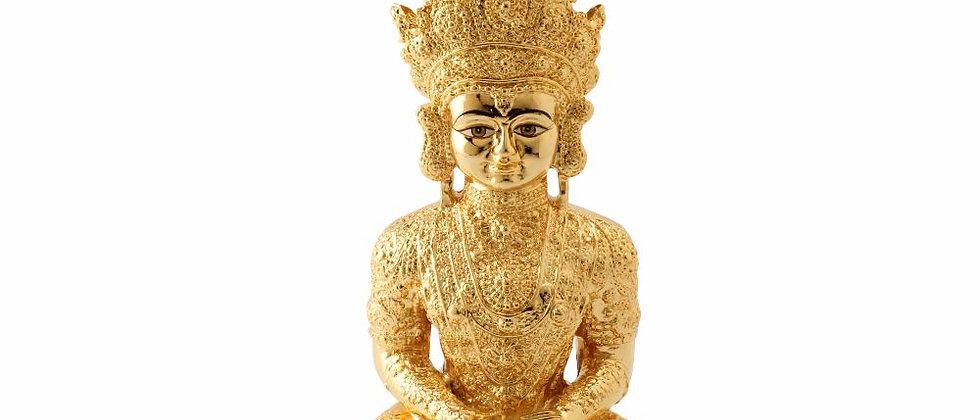 Gold Divine Parshwanath