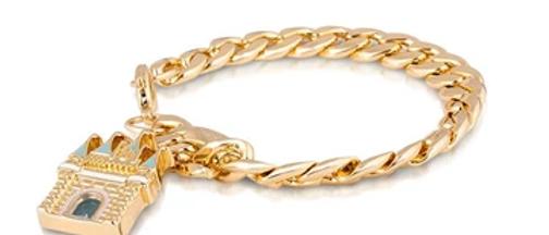 Disney Charm Castle necklace