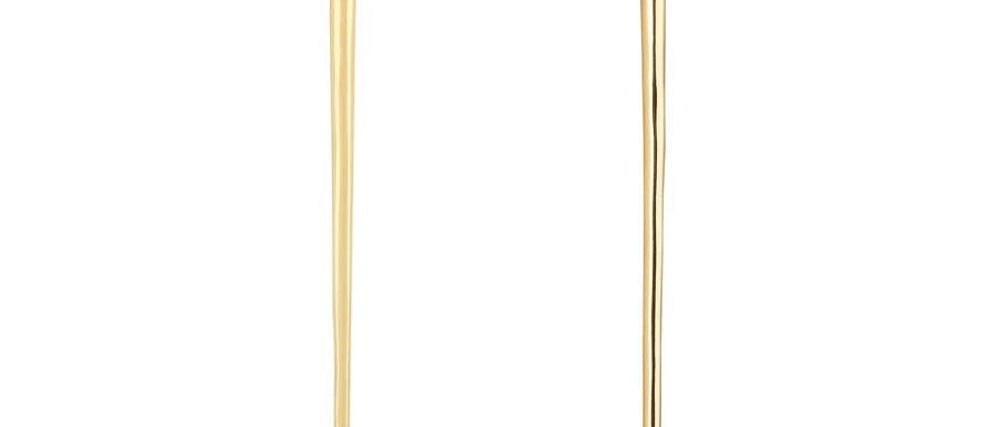 Halloween Earrings - Disney Sleeping Beauty Diablo Earrings -14 ct gold plated