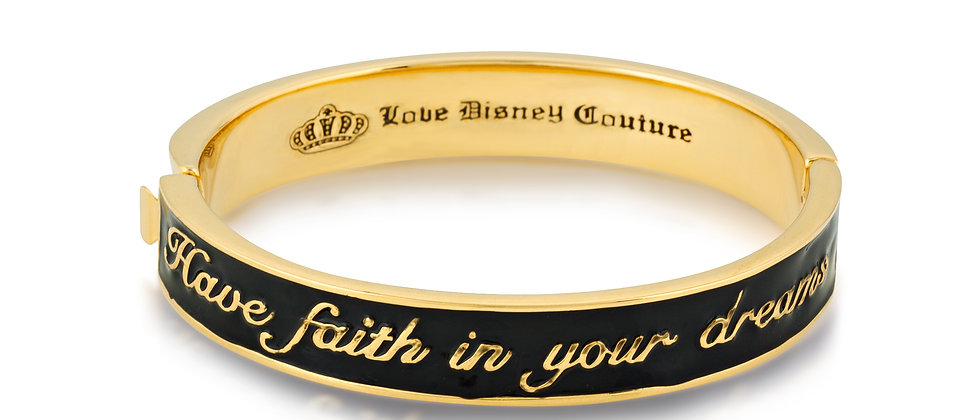 Have faith in your dreams - Disney Cinderella Bangle