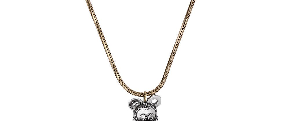 Disney Mickey Mouse Junkyard Necklace