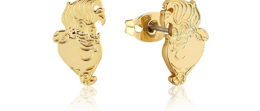 Ursula Earrings - The Little Mermaid Jewelry Collection